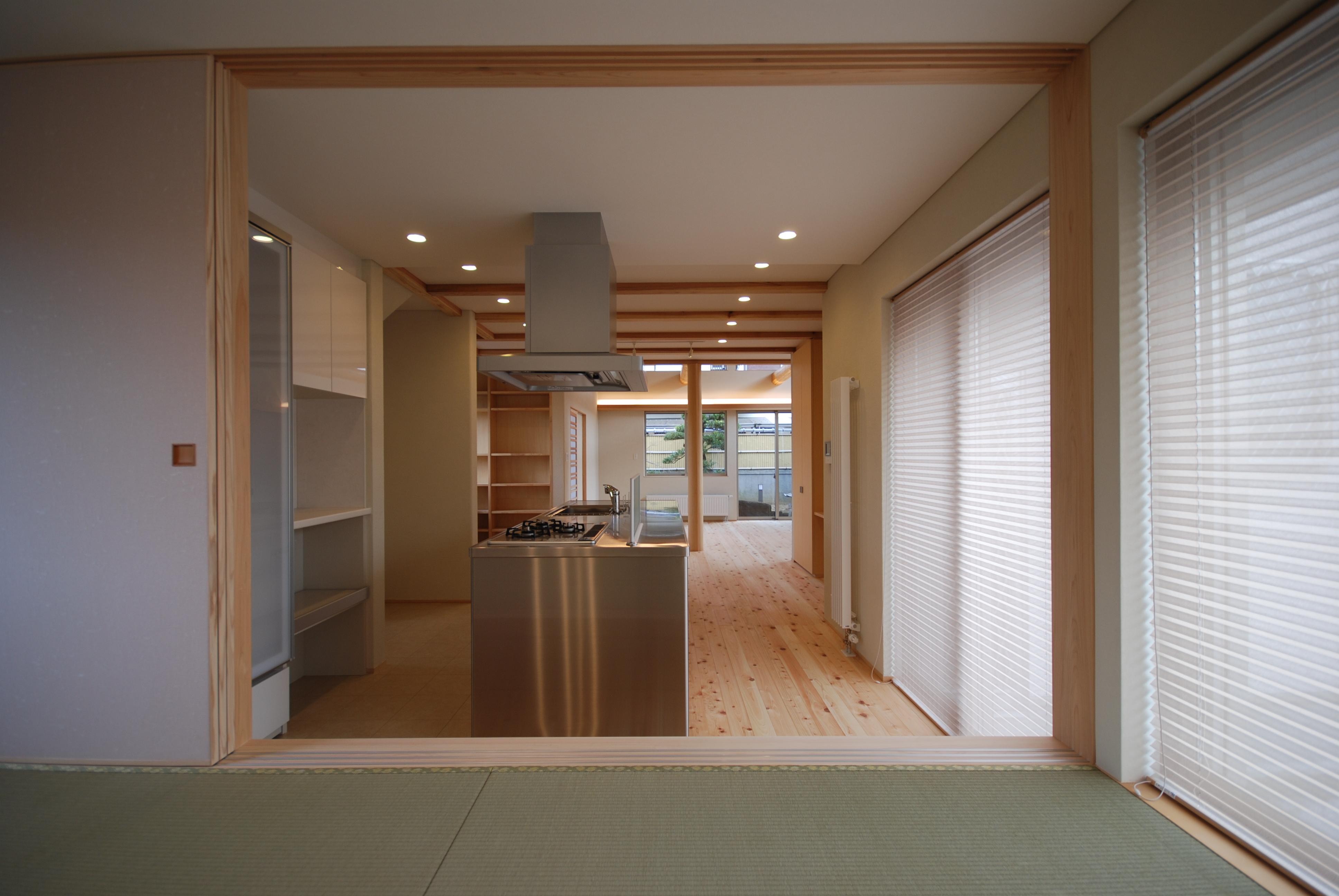 熊取町青葉台の家   和歌山の住宅設計なら瀧川建築デザイン ...